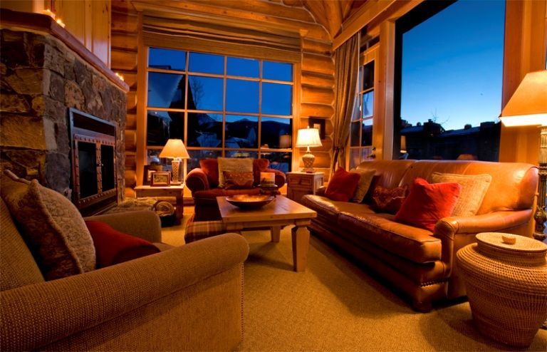 Luxury Cabins According To The Article Move Toward Cabin Camping Has Been
