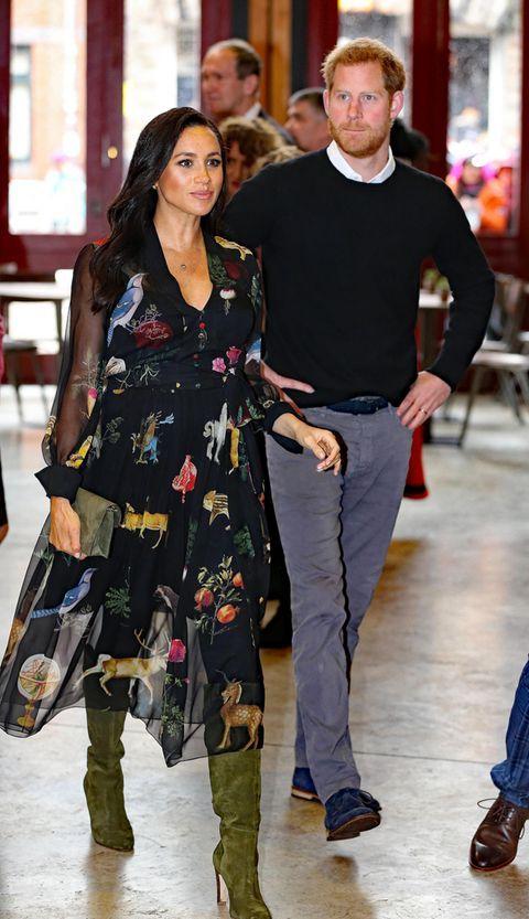 Fashion-Looks: Der Style von Meghan Markle