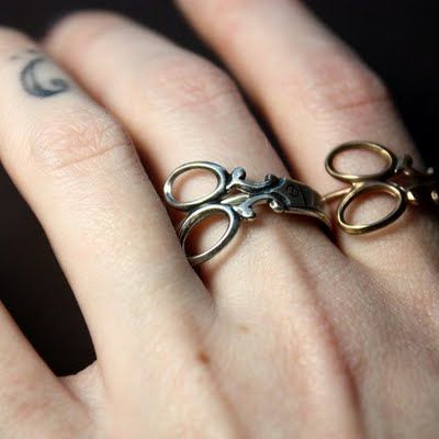 scissor rings