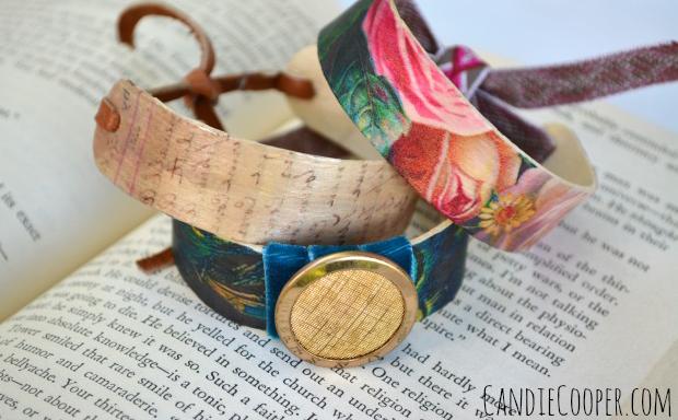 Turn Popsicle Sticks Into Adorable Bracelets Craft