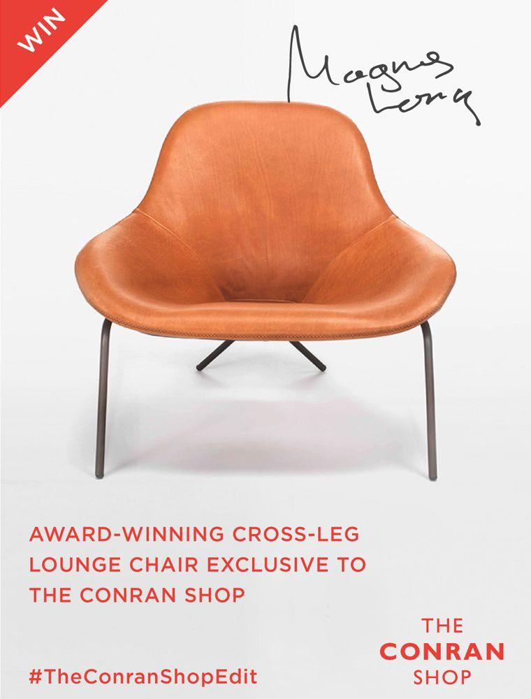 The Conran Shop S A W15 Collection Win A Magnus Long Chair London Design Festival Chair Design