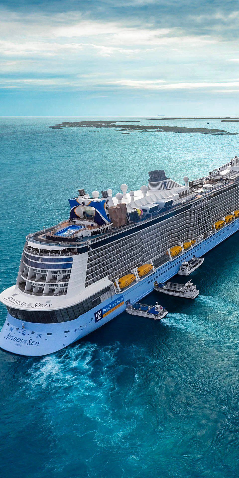 Anthem Of The Seas Whether You Re Learning To Fly On A Trapeze