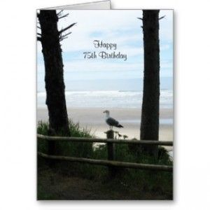 75th birthday wishes greetings and messages birthdays happy 75th birthday greeting card bookmarktalkfo Images