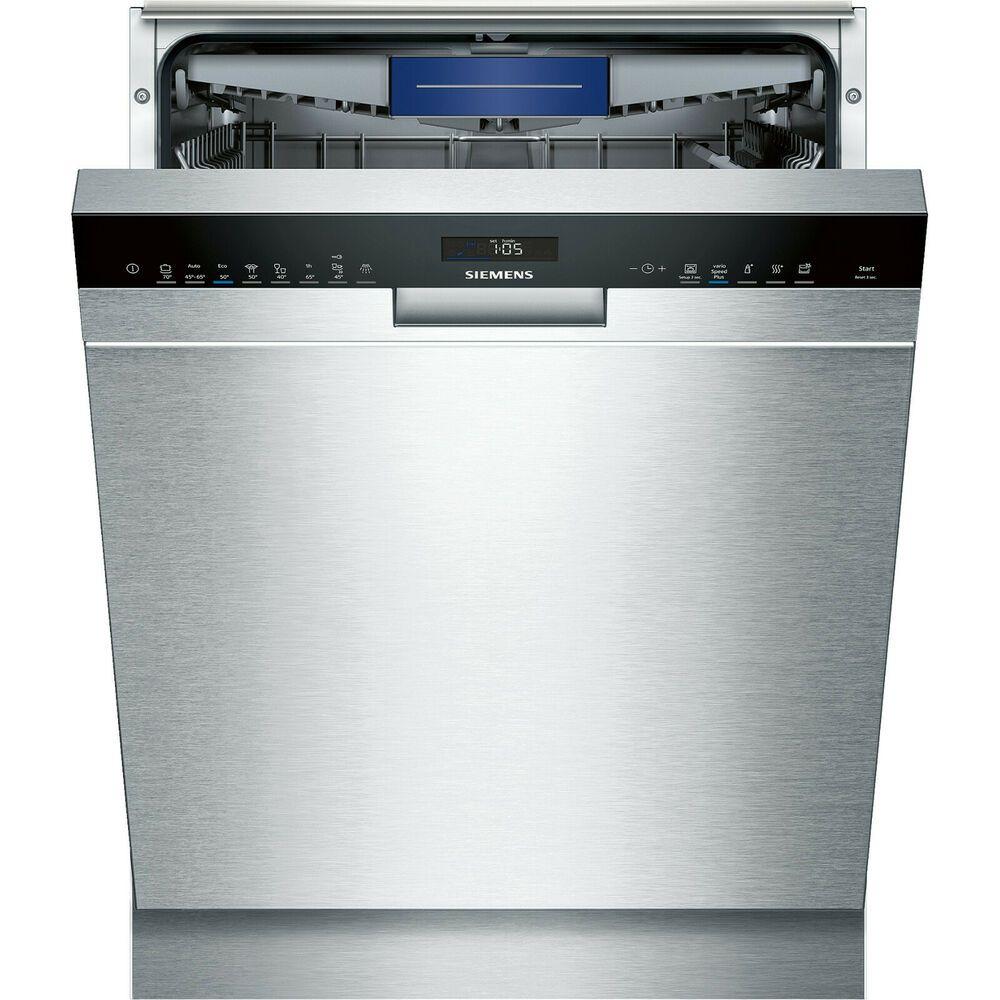 Ebay Sponsored Siemens Sn458s02me Iq500 Geschirrspuler A 598 Mm 42 Db A Geschirr Geschirrspuler Ebay