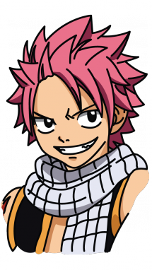 Natsu Fairy Tail Anime Step By Step Drawing Tutorial Fairy Tail Family Fairy Tail Drawing Natsu Fairy Tail