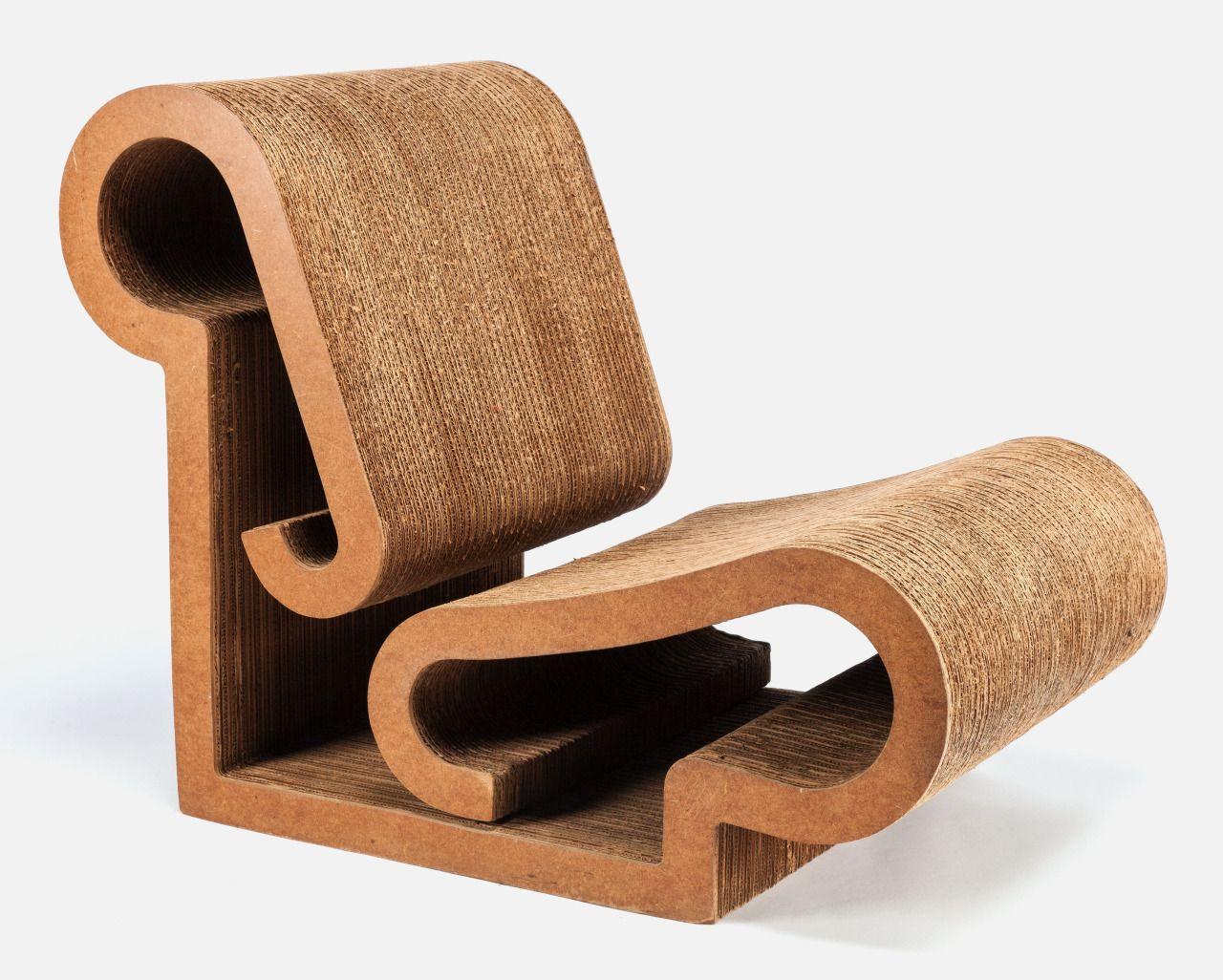 Frank Gehry Pinned By Www Modlar Com Furniture Pinterest  # Frank Gehry Muebles De Carton
