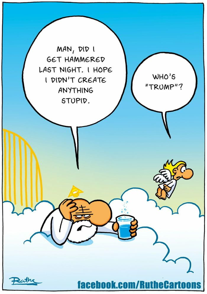 Oops... by Ralph Ruthe #comicsandcartoons
