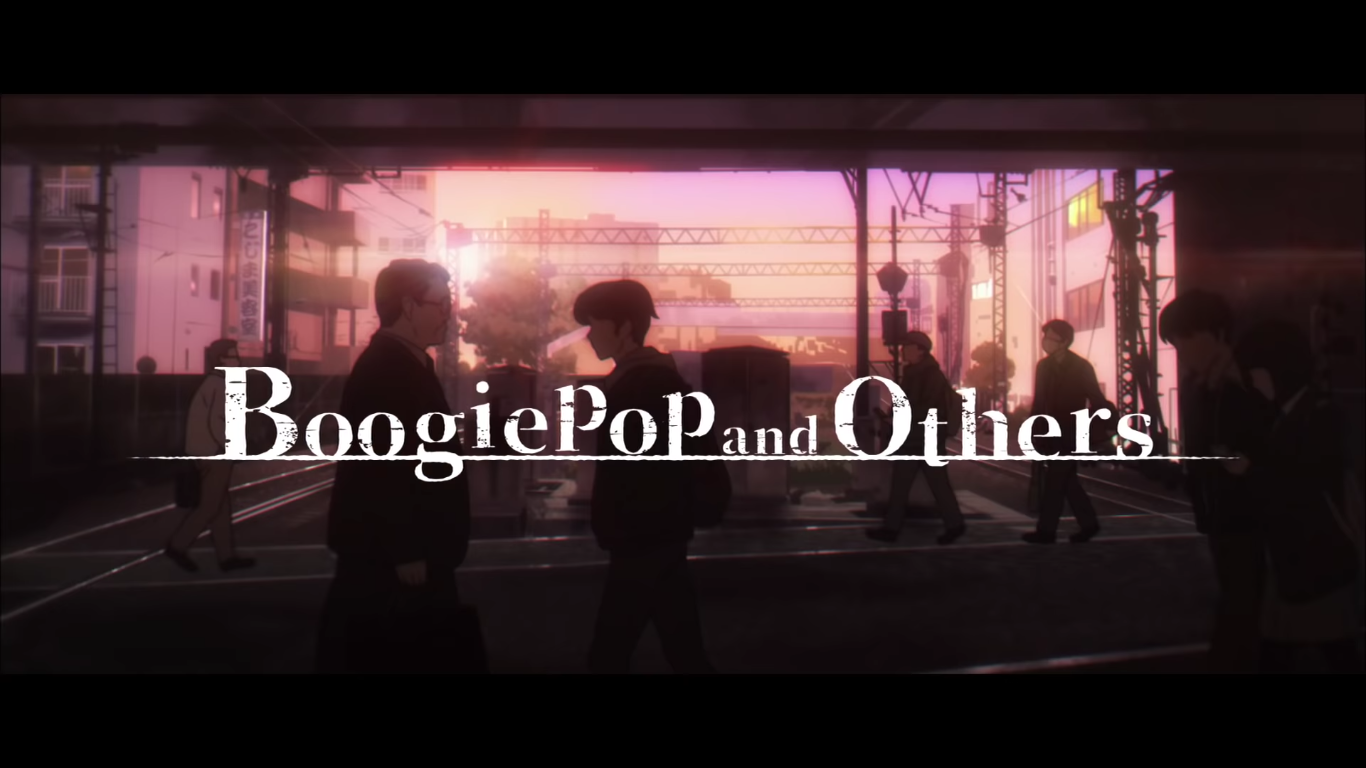Boogiepop Wa Warawanai Anime Anime release, Romantic