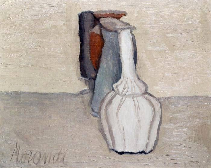 Giorgio Morandi  (Bologna, 20 luglio 1890 – Bologna, 18 giugno 1964)