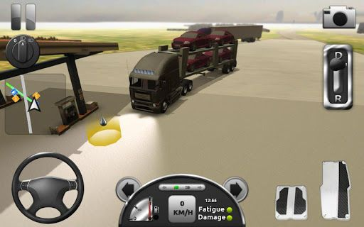 play for free 3D games. <br>Use the siren to make your way through traffic jams and use shortcuts to gain time in the crowded cities ! Test your driving and parking skills in this new and exciting 3D Truck. Your goal in this game is to park in the designated locations while avoiding obstacles.<br>Have you arrived? But it's not over yet! Control the fire hose and extinguish the fires before they spread out!<br>Your achievements will be rewarded! Sometimes you need to race, so you got enough…