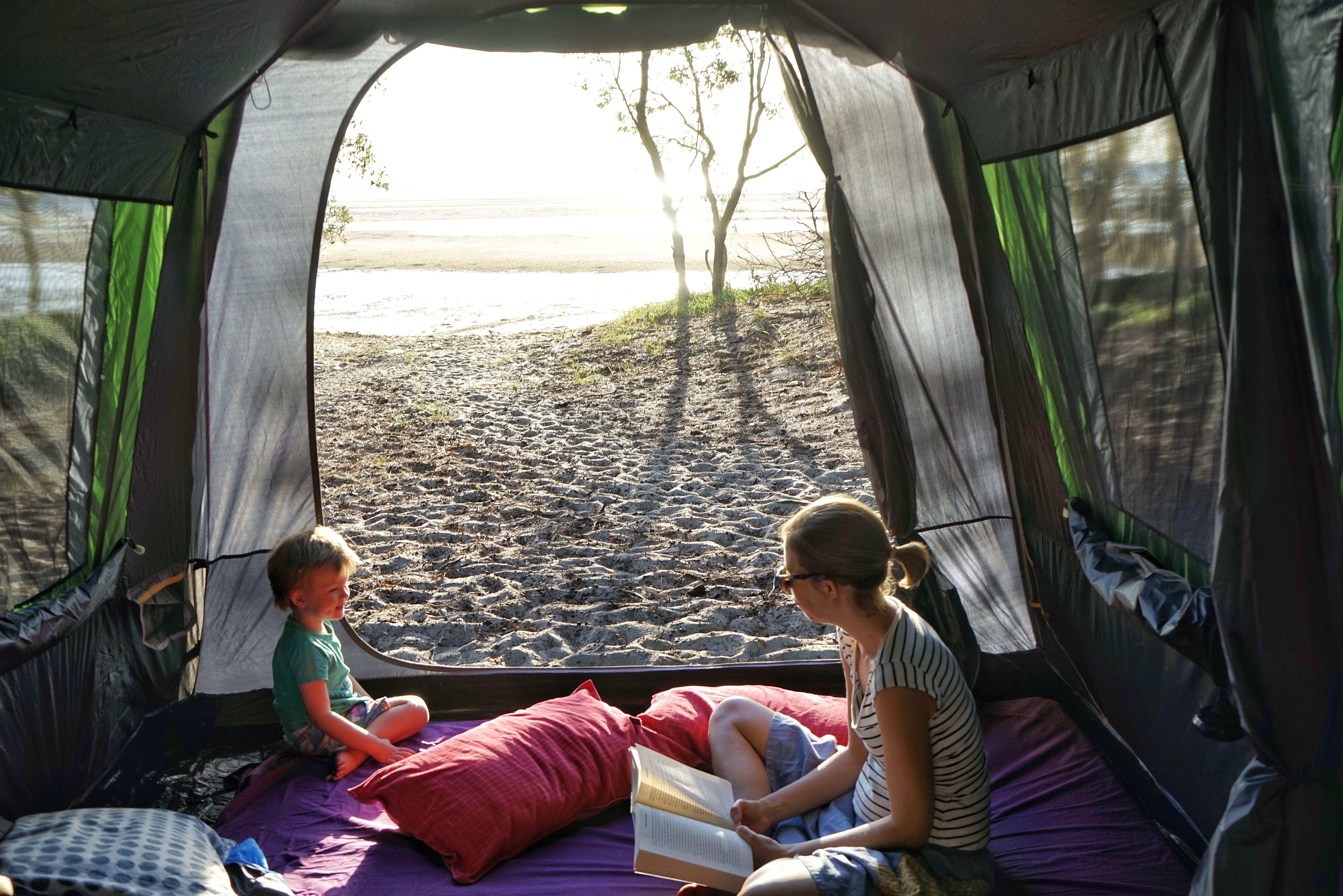 Sportiva 9 Person Dome Tent | Dome tent, Tent, Dome
