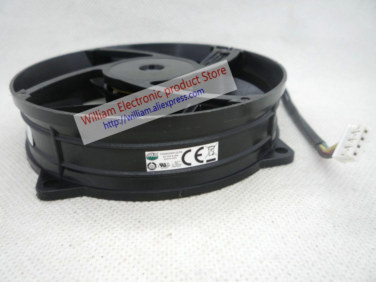 New Original Cooler Master Fa09025h12lpa 12v 0 36a Pva092g12p 12v