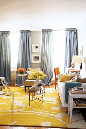 9 Ways To Liven Up Your Home With Yellow Home Living Room