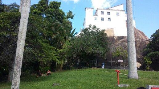 Convento da Penha - Vila Velha - Espírito Santo