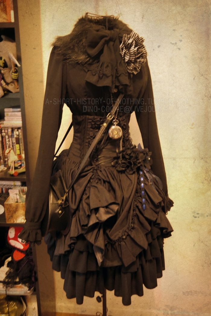 Steampunk Fashion Women Dresses steampunk dresses - Go...