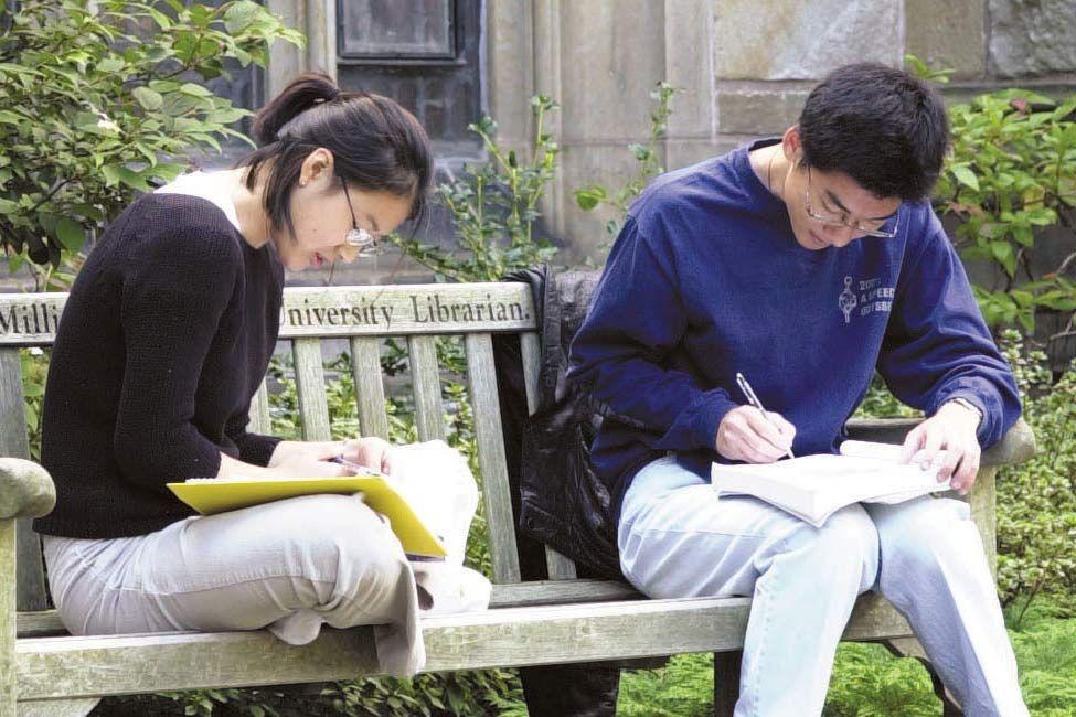 Field of Study English Language (ESL)