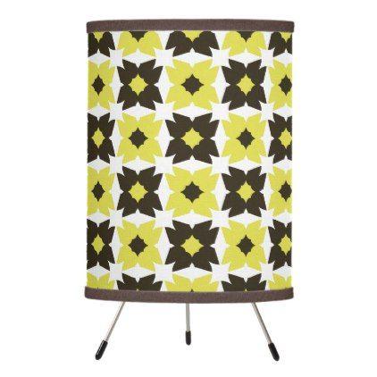 #home #lamps #decor - #Seventies Bloom Tripod Lamp