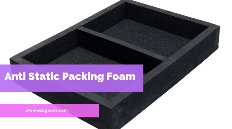 Black Packing Foam Sheet | High Density Closed Cell