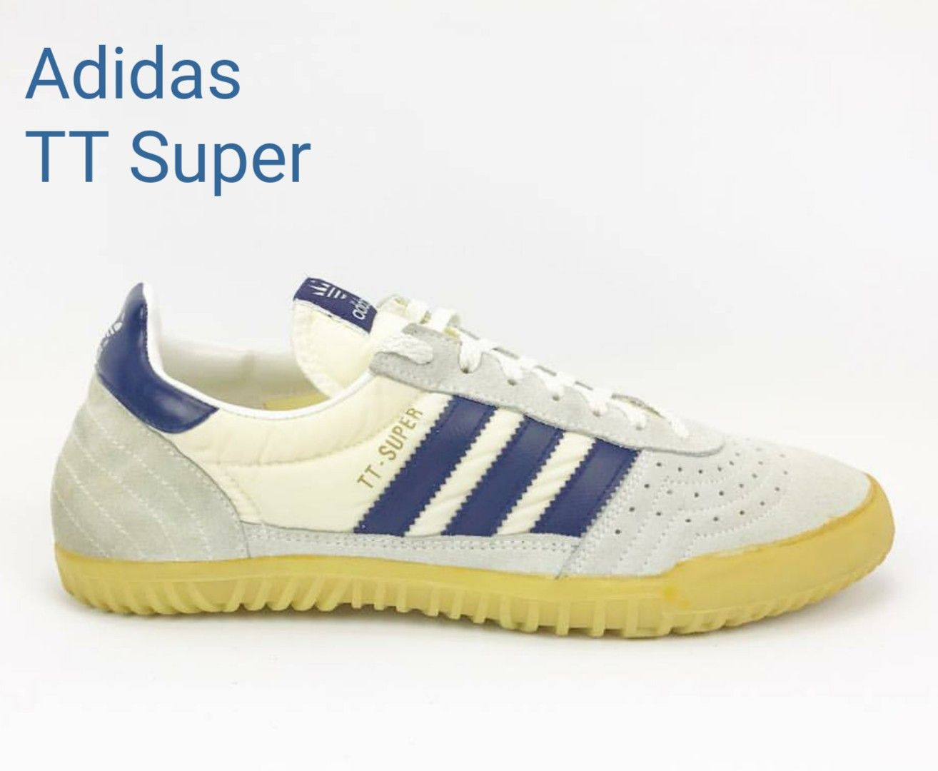 Vintage Philippine Made Adidas Tt Super From 1986 Sneakers