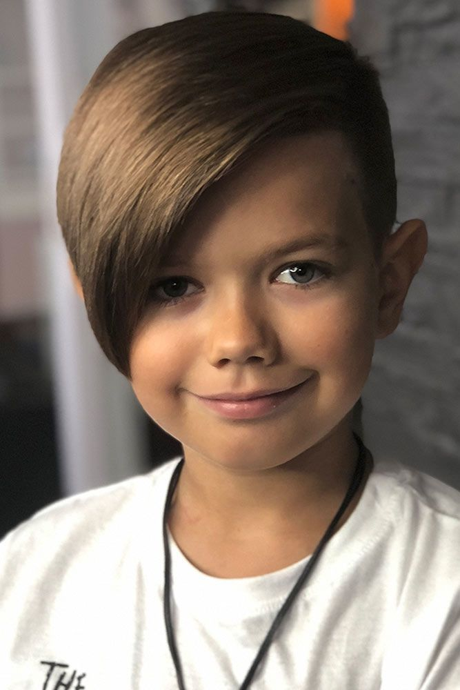 60 trendy boy haircuts for your little man  boys long