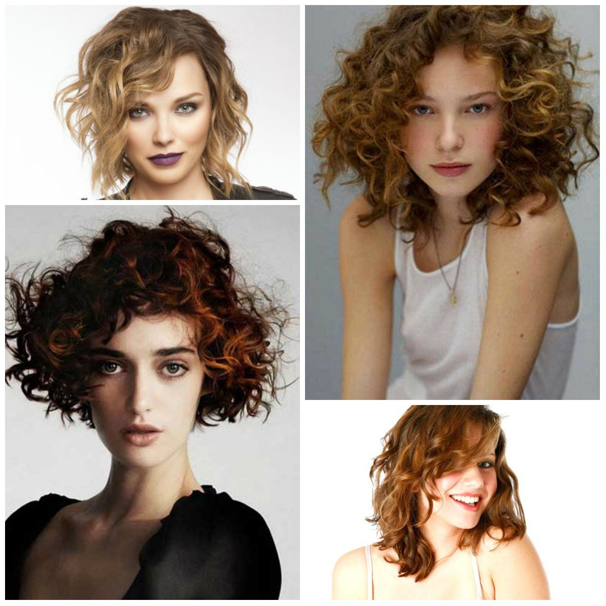 Curly Hairstyles Page 3 Haircuts And Hairstyles For 2017 Hair