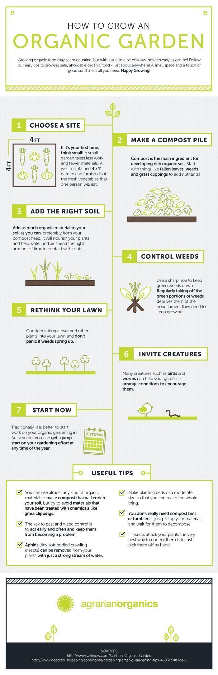 Organic Gardening for Beginners 7 Quick Steps to Get You