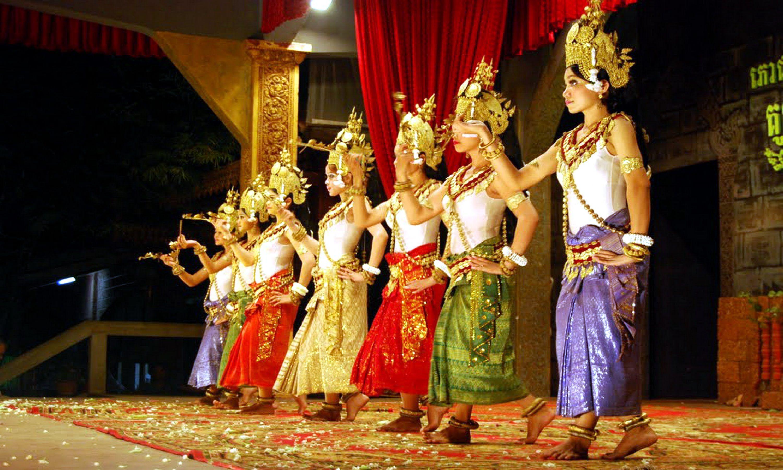 APSARA DANCE - CAMBODIA | Dance, Youtube, Flapper dress