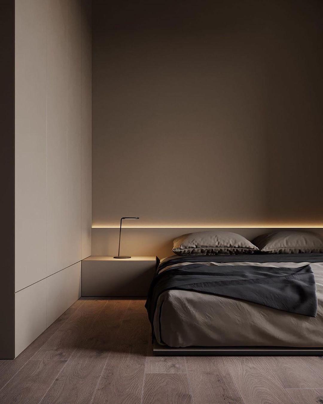 Minimal Interior Design Inspiration 207 Ultralinx Minimal Interior Design Minimalism Interior Interior Design Bedroom