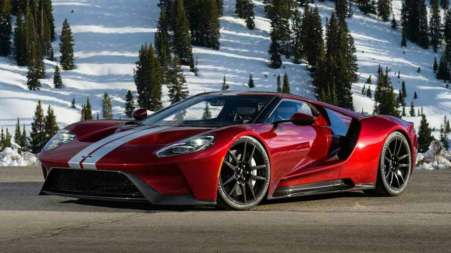 Rush Ford gt, Ford gt 2017, Ford