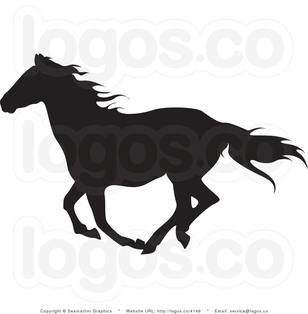 Pin On Horse Logo