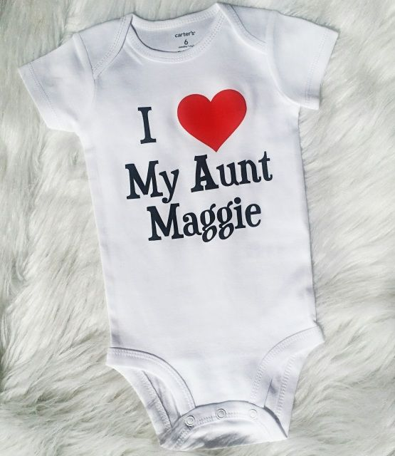 Free shipping in the usa personalized i love my aunt baby girl free shipping in the usa personalized i love my aunt baby girl one negle Image collections