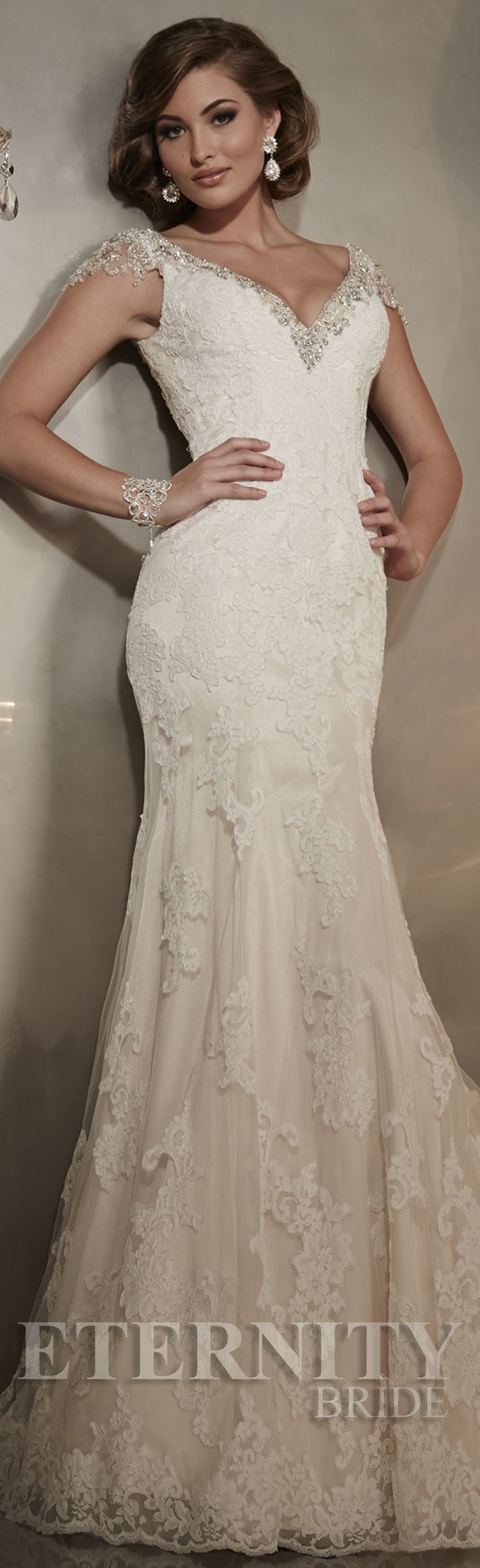 D5289 wedding dress from Eternity Bride. View more of our beautiful ...