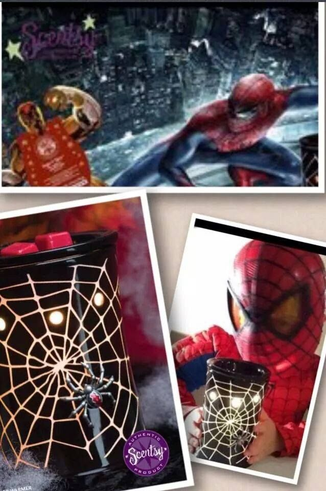How Amazing is this Spider warmer? A great piece for the Spiderman collector in your house. We all want to shoot that web!