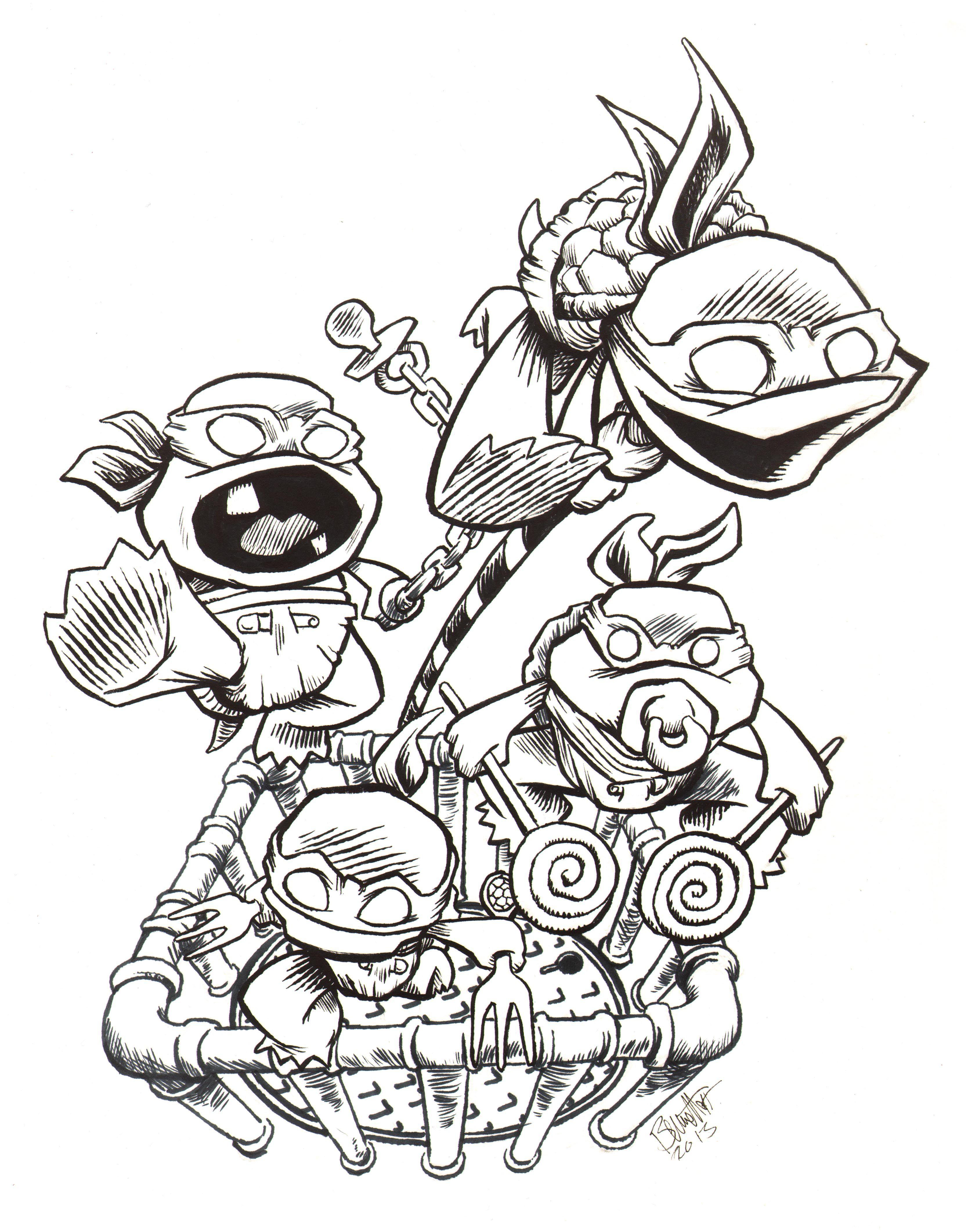 toddler mutant ninja turtles by artistjerrybennett deviantart on Student Resume Sample toddler mutant ninja turtles by artistjerrybennett deviantart on deviantart