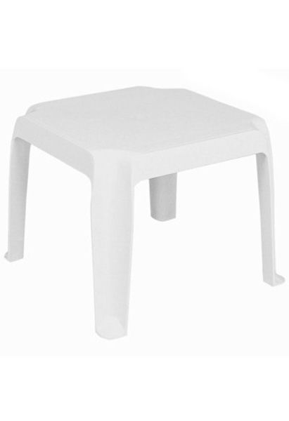 Plastic Outdoor Side Table The Est Convenient Furniture Stuff For Your Home Patio
