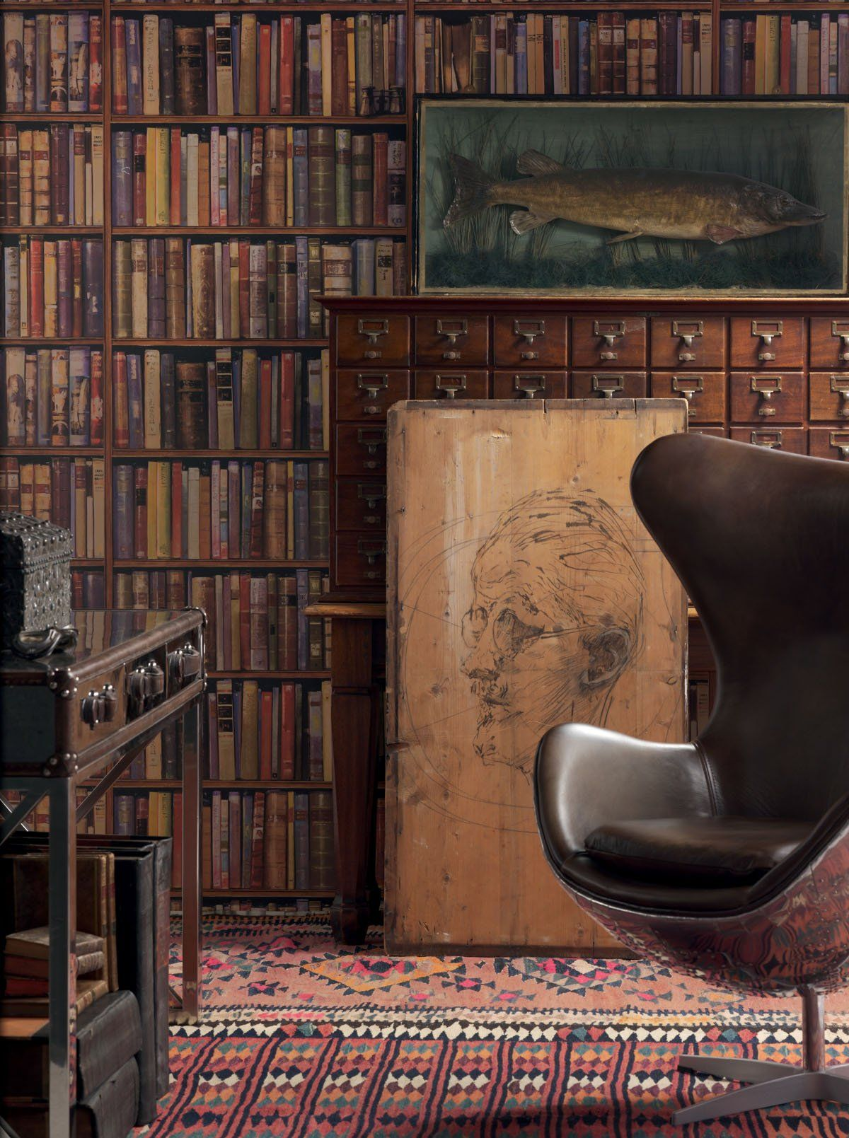 Andrew Martin International Wallpaper Wallcoverings Library