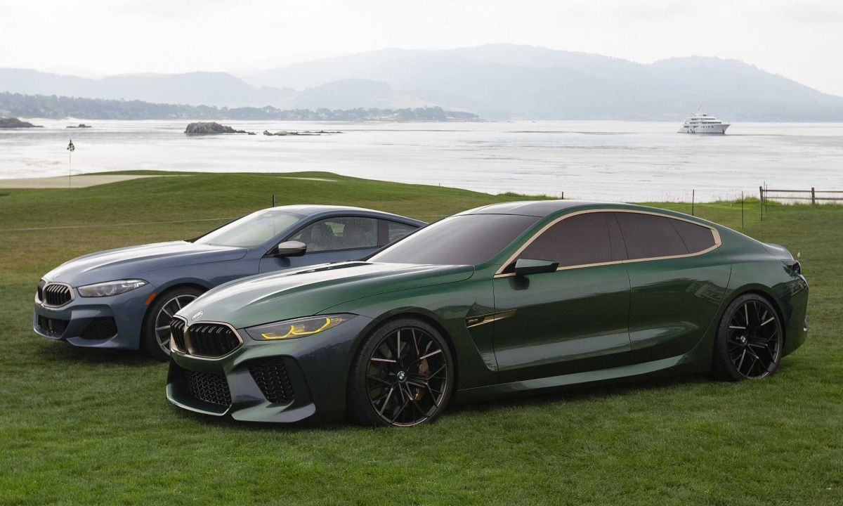 Bmw M8 Competition With 620 Horsepower Bmw Normal Cars Cars
