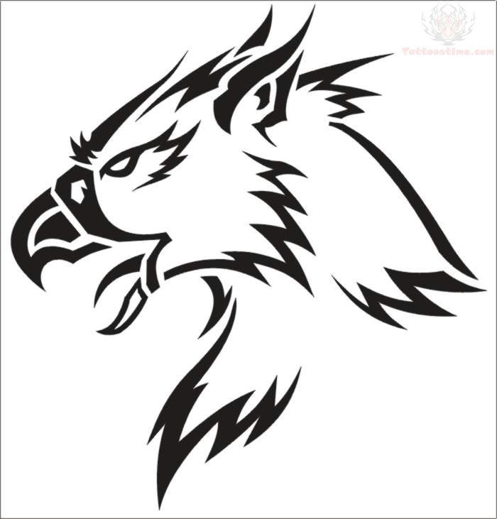 Asian Dragon Tattoo Sketch By Marinaalex On Deviantart: Digital Griffin Tattoo Design