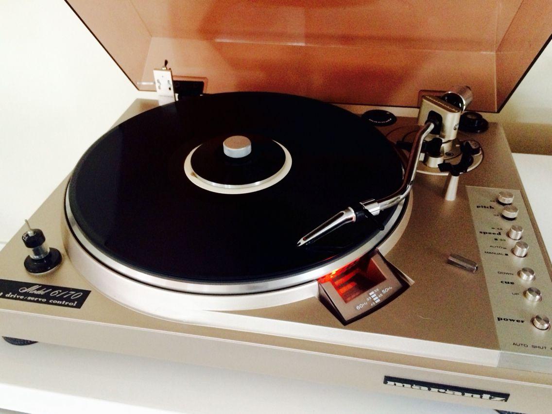 marantz 6170 classic 70 s turntable my current favourite from my rh pinterest com