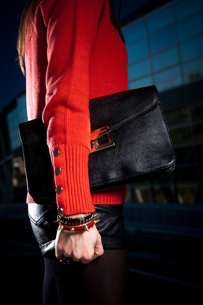 Marc by Marc Jacobs Bianca Clutch, via Style & Trouble
