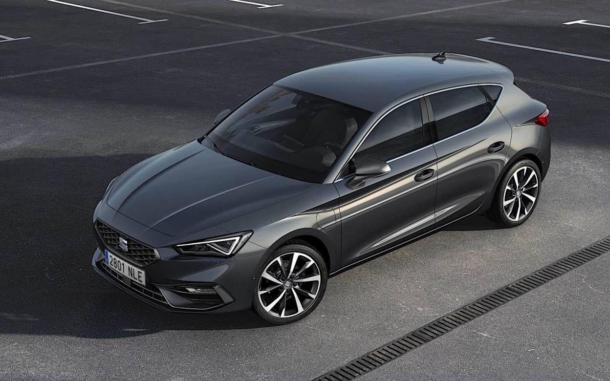 Seat Leon Ehybrid Asi Es La Nueva Version Hibrida Del Compacto