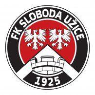 Logo Of Fk Sloboda Uzice Logos Sport Team Logos Juventus Logo