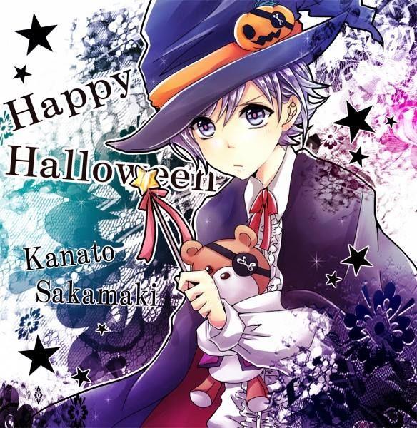 Diabolik Lovers-Halloween style~! || Kanato