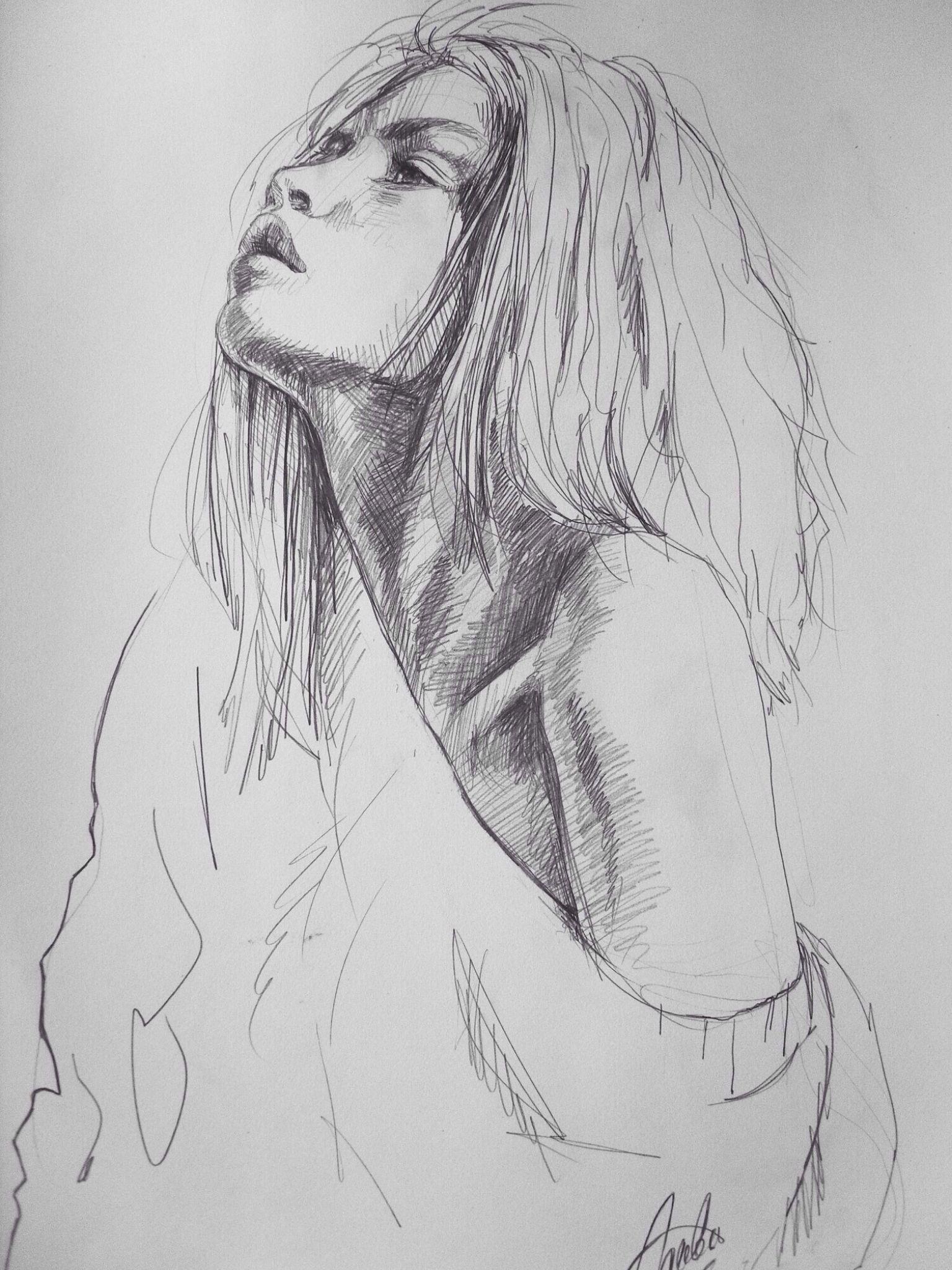 Pinterest voguesmoothie instagram giannasegura amazing drawings art drawings realistic drawings drawing