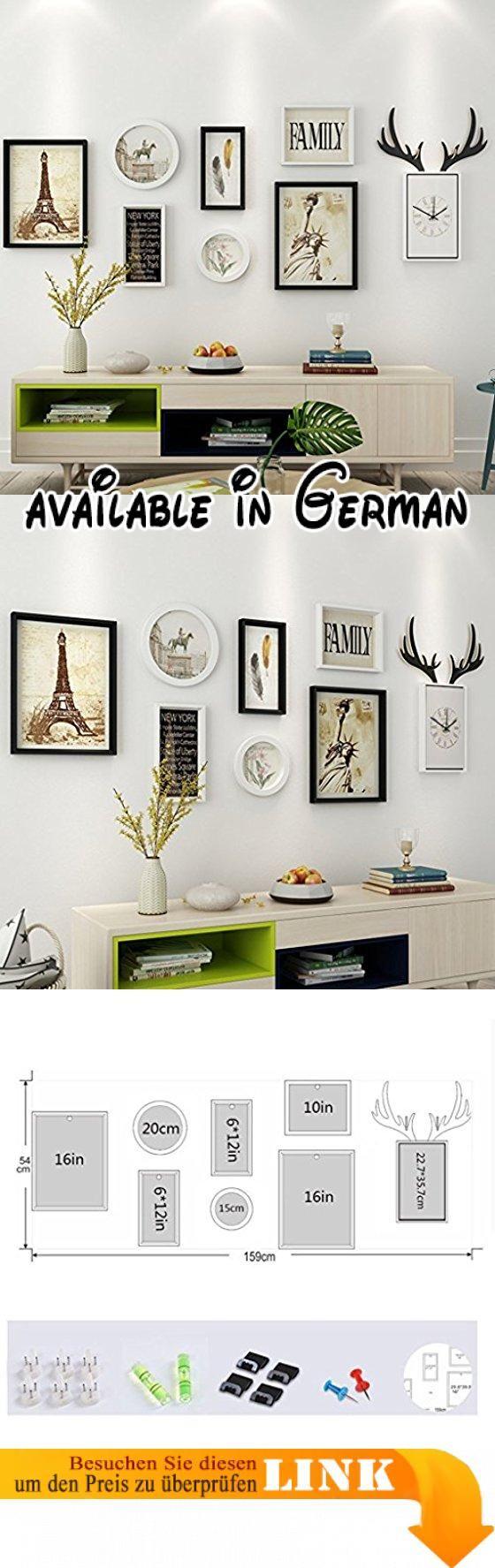Wohnzimmerwandrahmen foto wandrahmen moderne massivholz bilderrahmen wand sets von