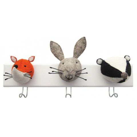 Fiona Walker England Because All Kids Need Faux Taxidermy