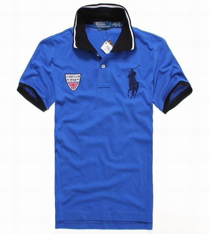 Polo Ralph Lauren Gl Britain Blue