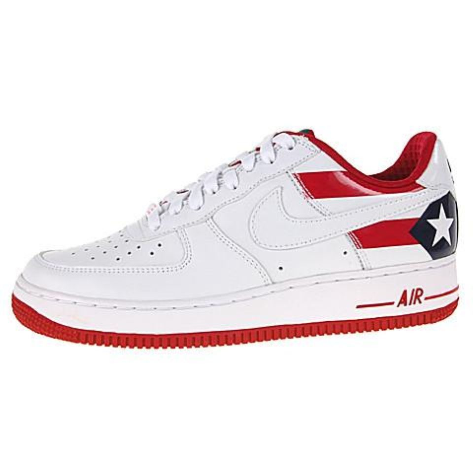 check out fc114 af302 Nike Air Force One Premium (Puerto Rico)....my flag that s what I m talking  about )
