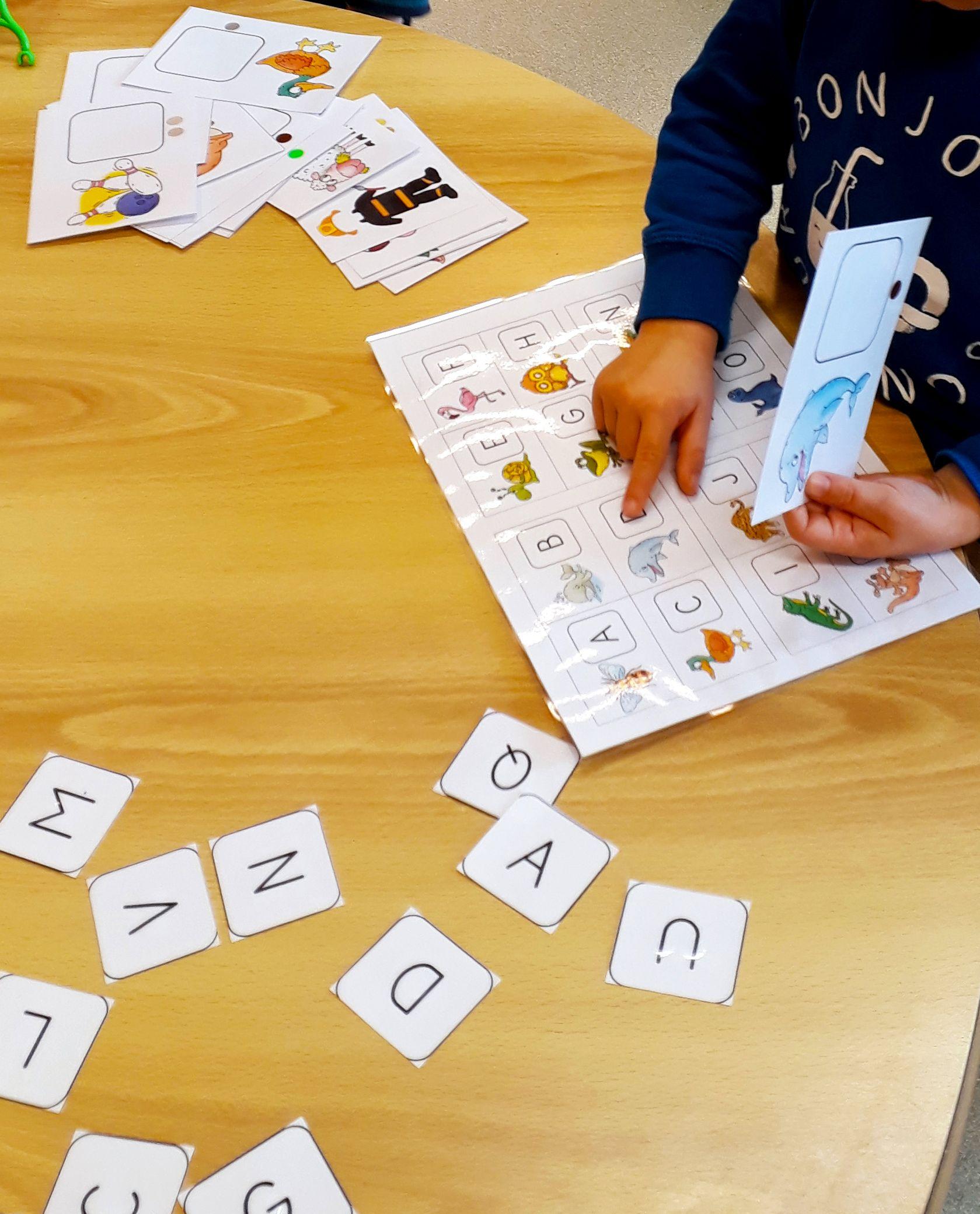 Atelier Abecedaire Abecedaire Maternelle Abecedaire Affichage Maternelle
