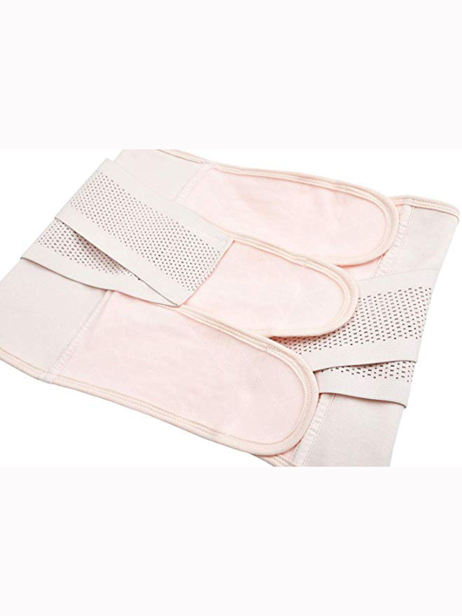 75ba5dc219 LELINTA Postpartum Girdle C-Section Recovery Belt Back Support Belly Wrap  Belly Band Shapewear